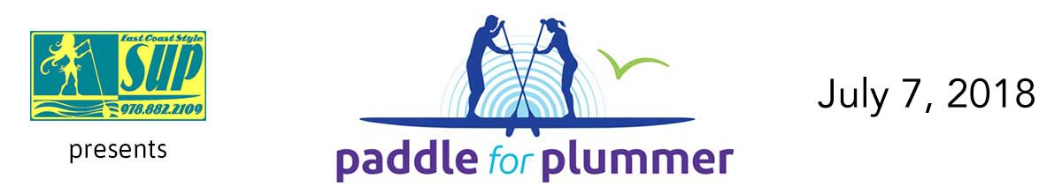 East Coast Style SUP presents Paddle for Plummer on July 7, 2018