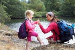 Foster Child and Foster Parent